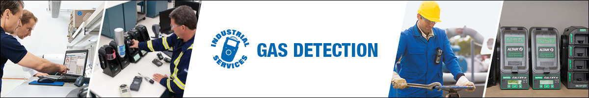 Gas Detection Banner