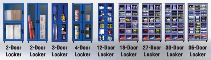 Industrial Vending Locker Units Fastenal