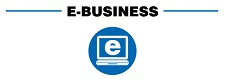 E-business Logo
