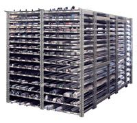efficient metals rack