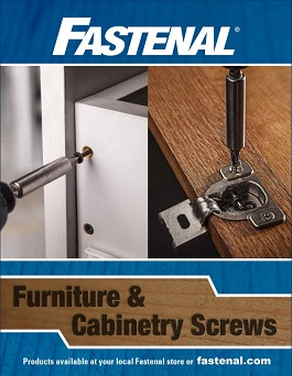 Furniture and Cabinetry Screws Catalog