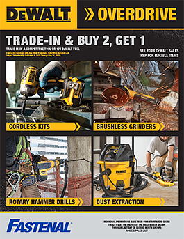 DeWALT Promotions