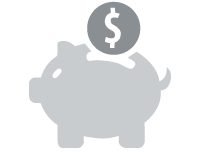 Image result for simple gray dollar sign clipart