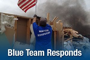 Blue Team® Responds