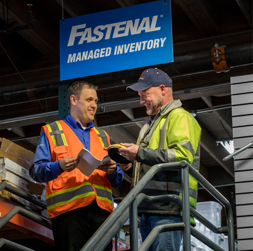 Fastenal Managed Inventory