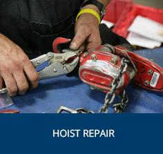 Hoist Repair