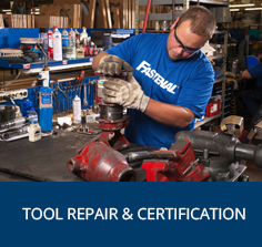 Tool Repair & Certification