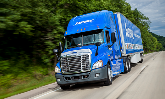 Reliable Distribution by Fastenal