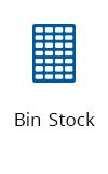 Bin Stock