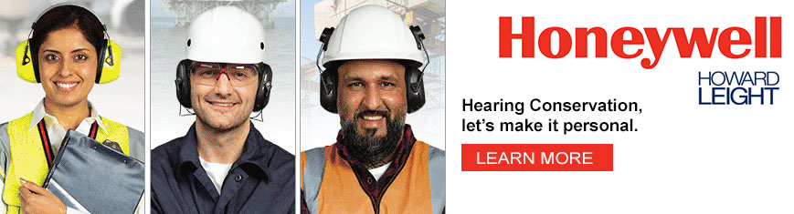 Honeywell Hearing Protection