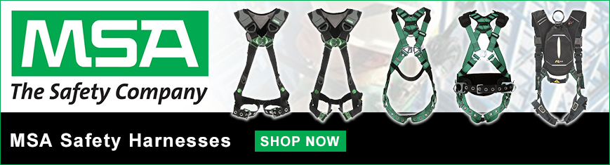 Shop MSA Safety Harnesses