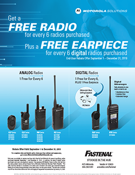 Motorola Solutions Radio Rewards