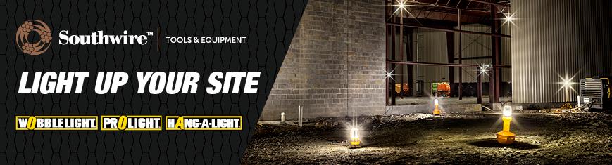 Southwire Job Site Lighting