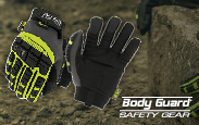 New Body Guard Gloves