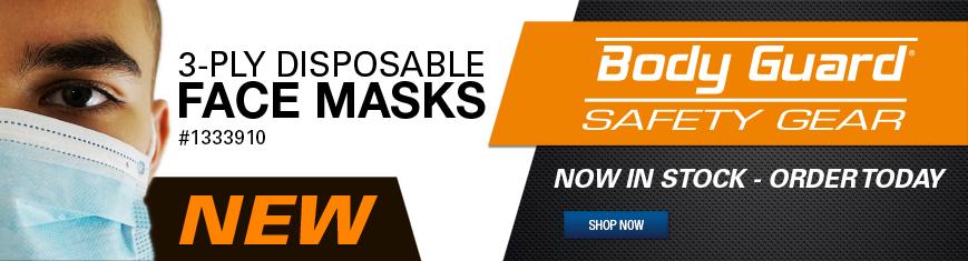 Shop Body Guard Masks
