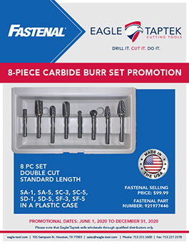 Eagle Taptech Promotion