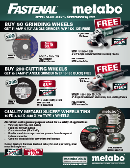 Metabo Promotion