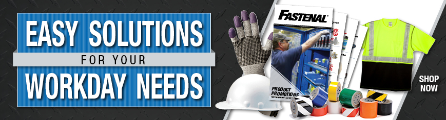 Shop Fastenal Quarterly Promotions