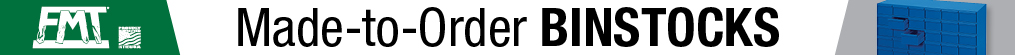 FMT. Made-to-Order Binstocks
