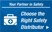 Choose The Right Safety Distributor. Your Partner In Safety.