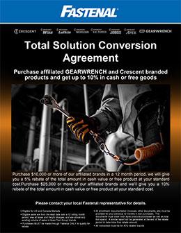 Apex Total Solution Conversion Promo