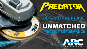 Predator 30% Cut Increase. Unmatched price & Performance. Arc