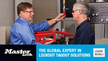 Masterlock. The global expert in lockout tagout solutions