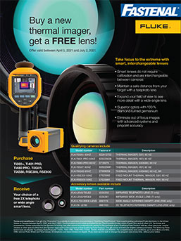 Fluke Lens Promotion