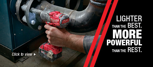 Shop Milwaukee tools to at fastenal