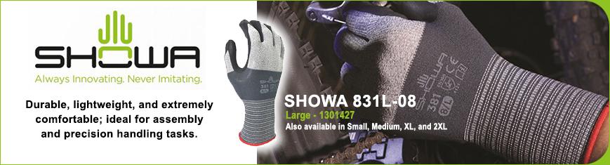 SHOWA 831 Gloves